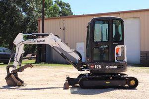 2013 Bobcat E26 Mini Excavator for Sale in Grand Rapids, MI