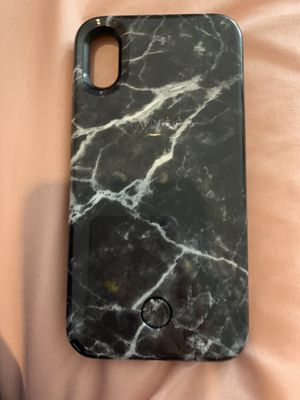 iPhone X / iPhoneX Lumee Case (Marble Edition) for Sale in Littleton, CO