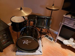 Rogue Drum set for Sale in Newark Valley, NY