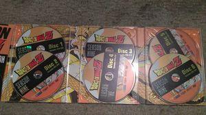 Dragon ballZ dvds,seasons 7,8,9 for Sale in Sunbury, PA