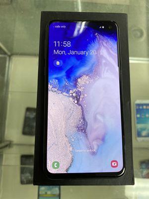 Samsung galaxy s10e unlock 128gb for Sale in Las Vegas, NV