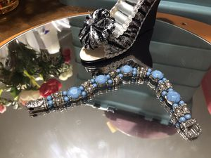 Beautiful!!! Silver & Turquoise Bracelet for Sale in Gainesville, VA