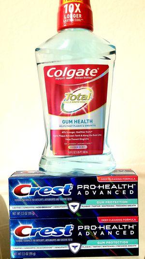Oral Care Bundle for Sale in Orlando, FL