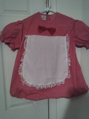 Cute girls minnie mouse Halloween costume for Sale in Shafter, CA