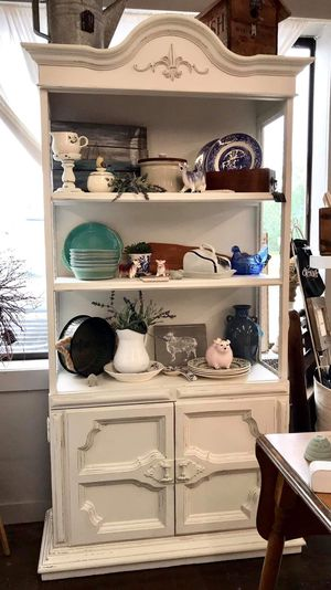 French Country Hutch for Sale in West Newbury, MA