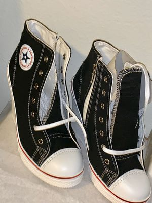 Women's Tenwood High Top High Heels Side Zippered Size 6M for Sale in Mountain View, CA