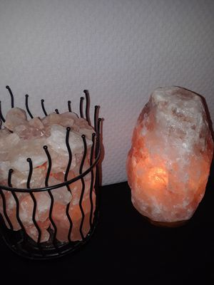 Himalayan Salt Rock Lamps for Sale in Tumwater, WA