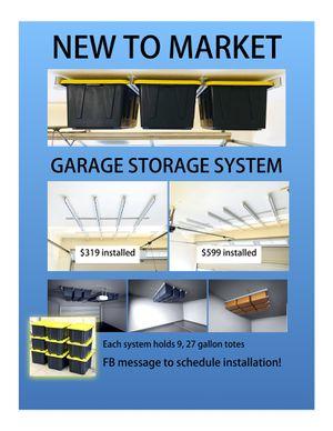 Overhead Garage Storage Racks for Sale in Scottsdale, AZ