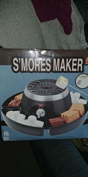 Indoor smores maker for Sale in Boston, MA