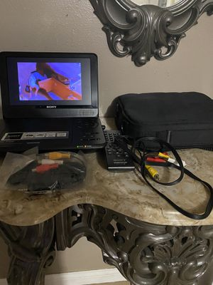 Portable DVD player with remote control and more for Sale in Avocado Heights, CA