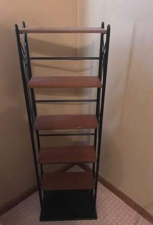 Wood/metal shelves for Sale in Stow, OH