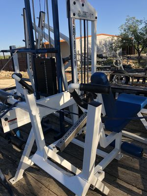 Bodymasters row 250lbs for Sale in Burleson, TX