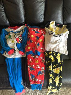 Boys pajamas for Sale in Aurora, IL
