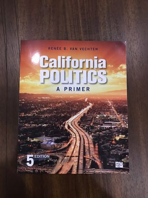 California Politics a Primer for Sale in Los Angeles, CA