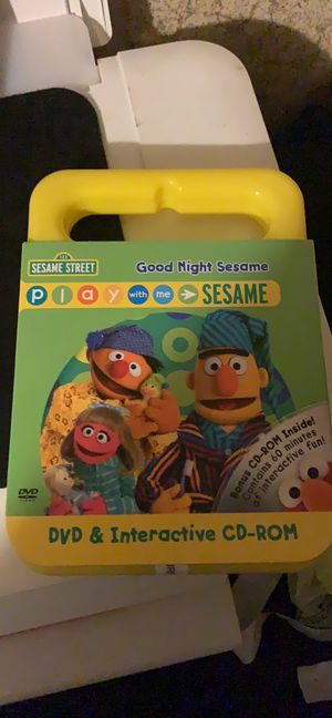 Good Night Sesame dvd for Sale in Avis, PA