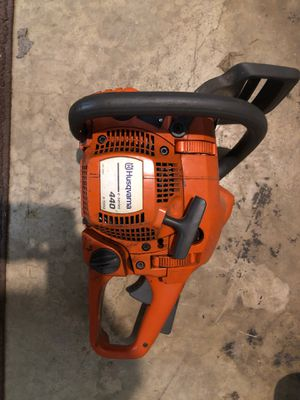 Husqvarna chainsaw for Sale in Marengo, OH