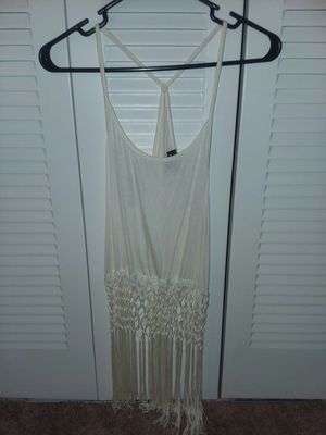 White summer top for Sale in Greenwood, IN