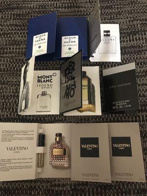 Mens Fragrance Sample Set for Sale in Arlington, VA