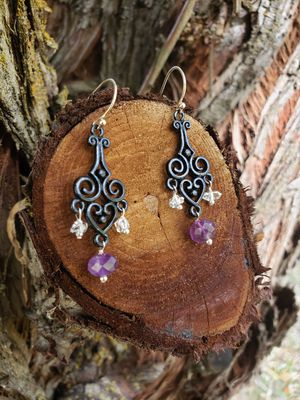 Gothic Earrings for Sale in WA, US