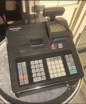 Working Sharp cash register for Sale in Puyallup, WA