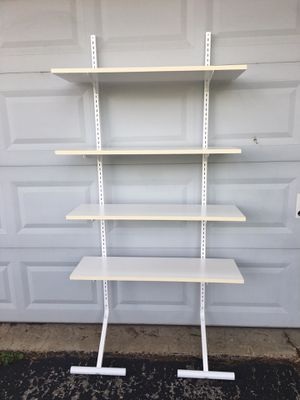Freestanding shelves for Sale in St. Louis, MO
