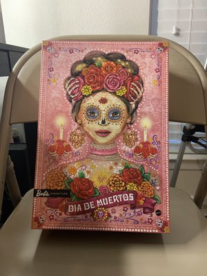 Dia de Los muertos Barbie 2020 brand new in box!!! for Sale in Humble, TX