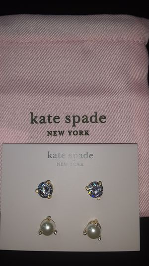 Kate Spade New York Rise & Shine Earrings for Sale in City of Industry, CA