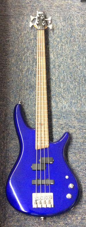 SDGR by Ibanez SR300DX 4 String Bass Guitar (Blue) (18-3075) for Sale in Laurel, MD