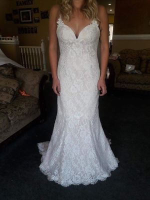 All Lace Wedding Dress for Sale in Kennewick, WA