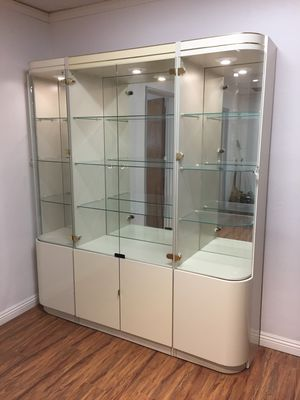 Luxury Display Case - European style for Sale in Los Angeles, CA