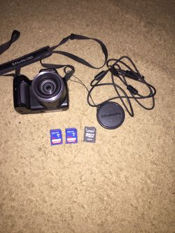 Olympus camera 📸 for Sale in Gainesville,  FL