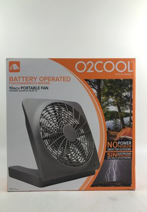 O2COOL battery operated portable fan- Brand New for Sale in Beaver Falls, PA