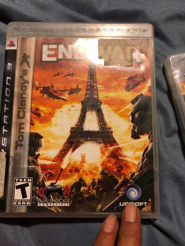 End of war Ps3