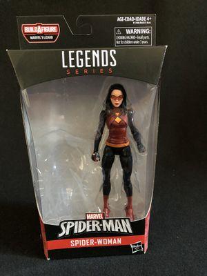 Marvel Legends Spider-Woman Lizard NO BAF for Sale in Alhambra, CA