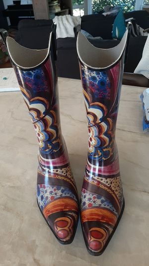 Nomad rain boots for Sale in Stanwood, WA