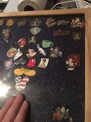 Disney pins for Sale in Bowie, MD