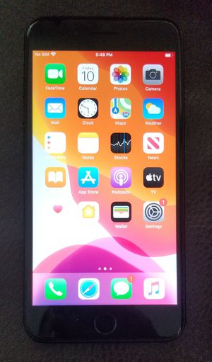iPhone 7 plus 32gb unlocked any carrier for Sale in San Jose, CA