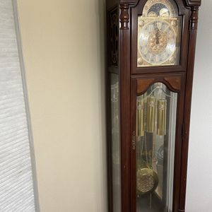 A Howard Miller Grandfather Clock for Sale in Irvine, CA