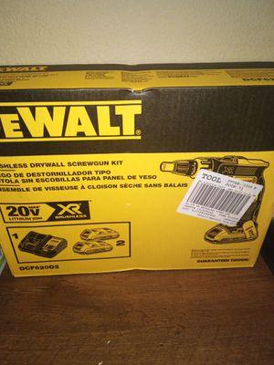 DeWalt 20-volt 3-speed brushless impact driver for Sale in Portland, OR