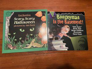 Halloween kids books for Sale in Tacoma, WA