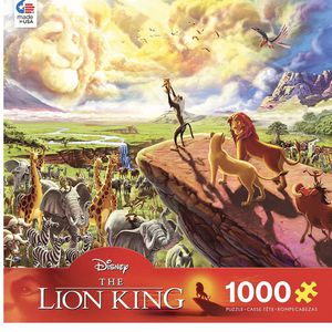 New 1000 Piece Disney Lion King 👑 🧩 Puzzle for Sale in Downey, CA