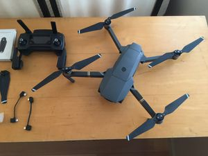 Mavic Pro Drone with Remote- comes with extra batteries and propellers $725 Firm for Sale in San Jose, CA