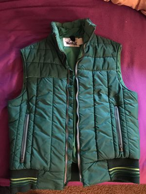 Puffer vest vintage woolrich for Sale in Tigard, OR