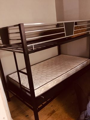 Bunk Bed (missing one mattress) still new for Sale in Cleveland, OH