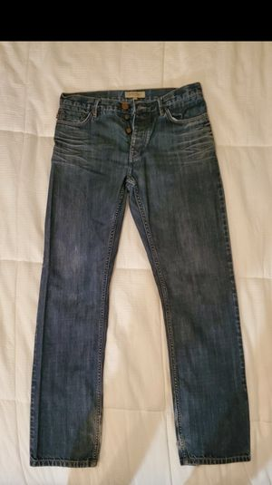 Burberry Jeans straight leg men for Sale in Biscayne Park, FL