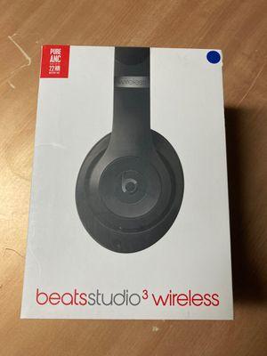 Beats Studio3 Wireless Headphones, New Open Box for Sale in Inkster, MI