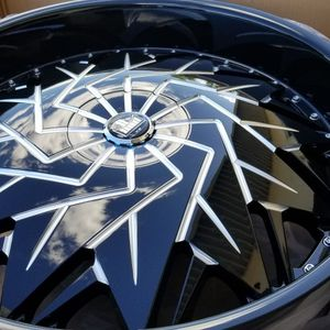 26in DUBS ALL BOLT PATTERNS for Sale in Fort Lauderdale, FL