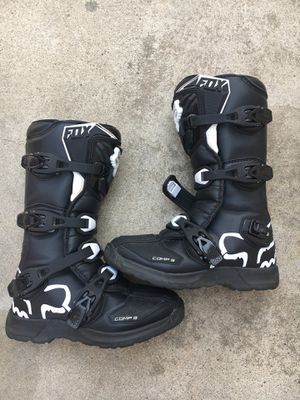 Youth Fox ATV/Dirt bike Riding boots for Sale in Fresno, CA