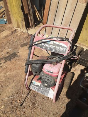 Pressure washer for Sale in Fallbrook, CA