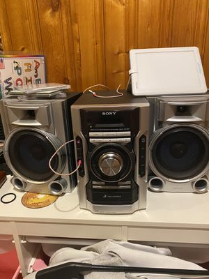 Sony stereo system for Sale in Pittsburgh, PA